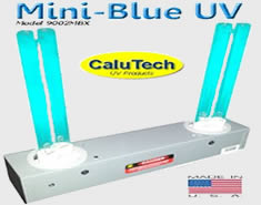 Mini Blue UV Lights